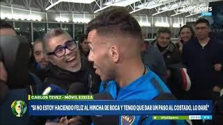 El prode de Tevez en la Copa América:
