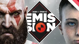 Gamekult l'émission #367 : spéciale God of War PS4