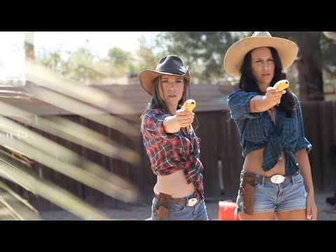 les cowgirl
