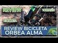 Review bicicleta Orbea Alma de comunitario Tomasín desde Madrid