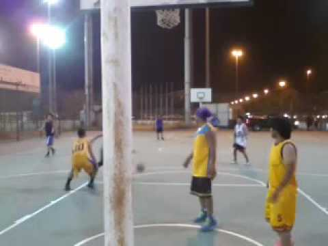 Basketball in Kuwait-2nd game-8/5/2016