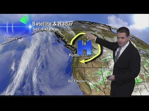 Saturday Night Portland Weather Forecast