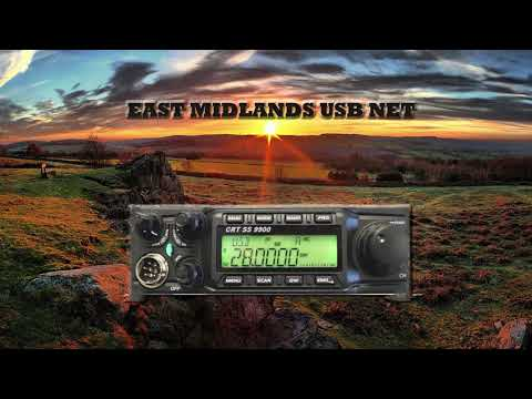 CB Radio East Midlands NET Jan 4th 2018