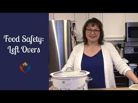 Food Safety: Left Overs