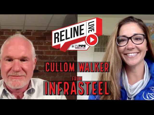 Reline LIVE with Cullom Walker Infrasteel