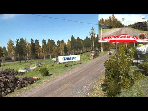 Dirt Rally || Finlandia @ BMW E30 || MAX ATTACK!