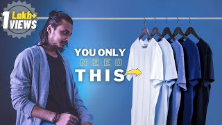 The ONLY 10 Clothing Item A Man Needs In His Closet | Menswear Essentials | Top 10 Basics