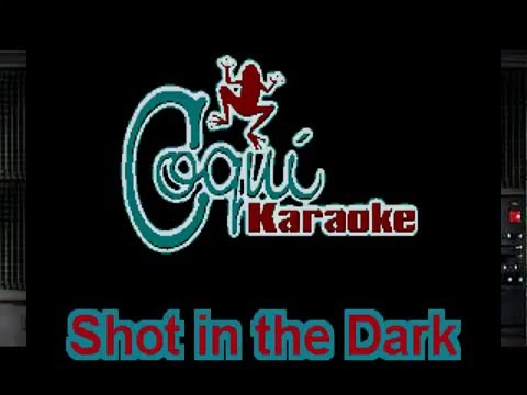 Shot in the dark karaoke