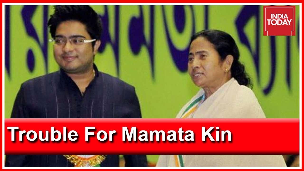Trouble For Mamata Banerjee's Nephew Abhishek & His Wife