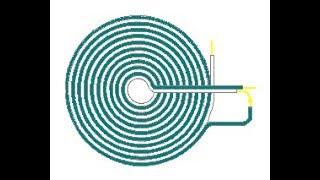 Nikola Tesla describes his bifilar coil in patent 512340. This vide...