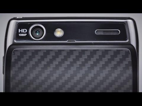 Обзор Motorola RAZR (XT910)