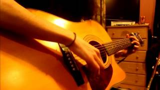 blake shelton s doin what she likes acoustic guitar cover