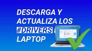 Descargar y actualizar drivers en Windows 10 & 8 & 7 | 2018