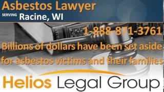 Racine Asbestos Lawyer & Attorney, Wisconsin