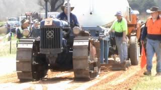 2011 Inaugural Muckleford Vintage Tractor Pull