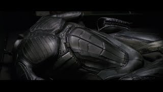 Batman Begins And The Dark Knight The Suit