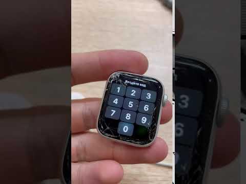 Замена тачскрина Apple Watch в Тюмени