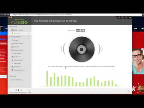 How to Convert Streaming  Audio into MP3
