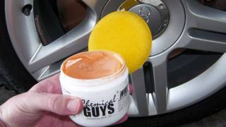 Clean & Seal your wheels with Chemical Guys