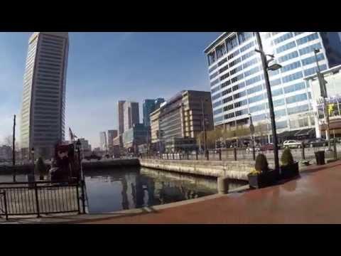 A Trip to Baltimore Inner Harbor & Horseshoe Casino!