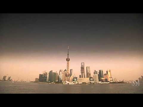 The big slowdown on the China real estate skyline