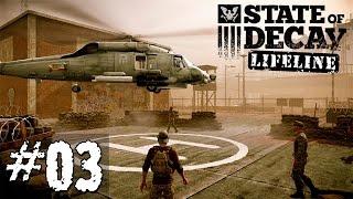 Прохождение State of Decay Lifeline [Часть 3] Держать оборону!