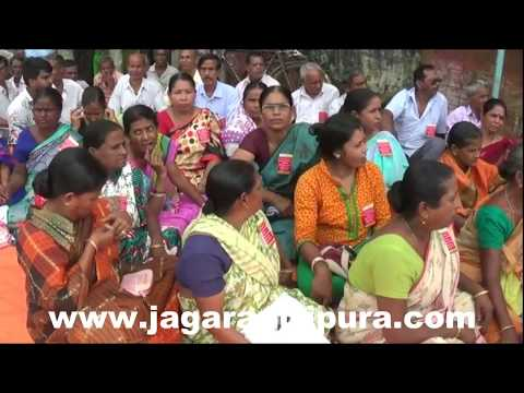 Jute Mill Employees goes on strike at Agartala Tripura