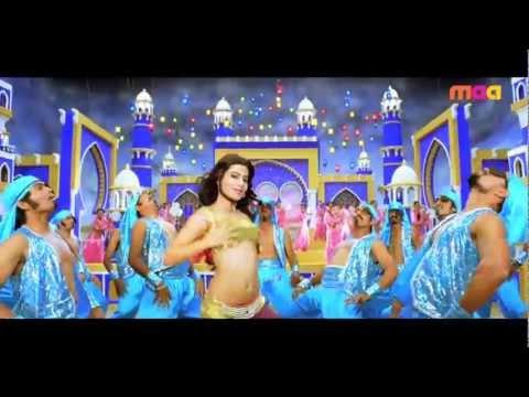 samantha hot dance