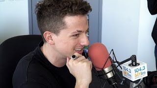 Charlie Puth on Valentine In The Morning