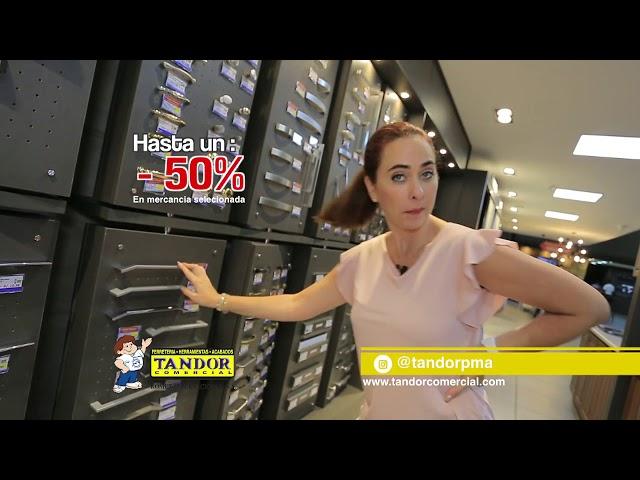 Tandor Comercial celebra 50 años