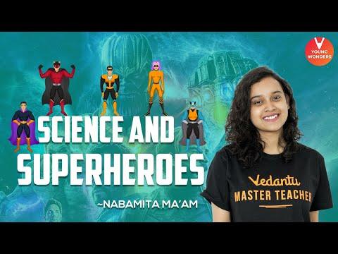 Science And Superheroes | Marvel Superheroes | DC Superheroes | Science Facts | Vedantu