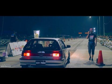 Honda Drag Day 2018 - VTEC B16B B18 at Pekan Drag Race