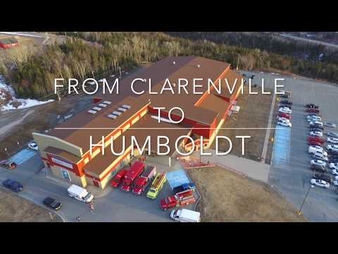 From Clarenville to Humboldt - Clarenville Minor Hockey's tribute: