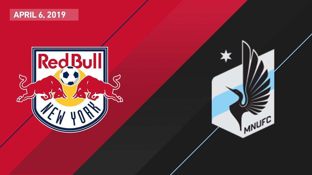 New York Red Bulls Vs Minnesota United Fc Highlights April 6