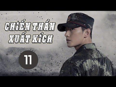 [ Thuyết Minh ] Phim Hành Động Kháng Nhật Siêu Hay 2020   CHIẾN THẦN XUẤT KÍCH - Tập 11   Phim hành động chiếu rạp 1