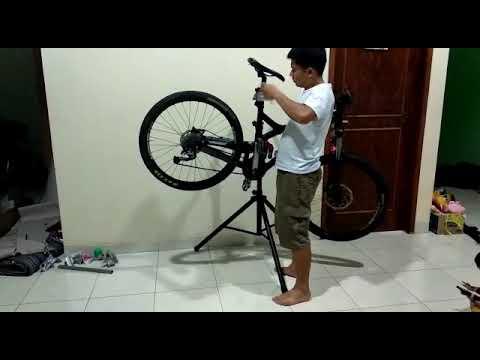 Bike Repair Stand DIY