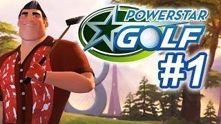 Powerstar Golf Gameplay #1 - Xbox One - Let