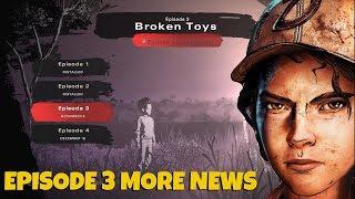 """The Walking Dead:Season 4 Episode 3 """"Broken Toys"""" More News - The Final Season"""