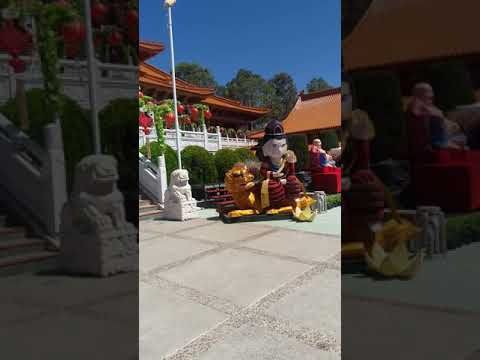 Nan Tian Temple Wollongong  Sydney, Australia  Chinese New Year 2018