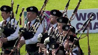 ScottishPower Pipe Band | Medley @ 2019 WPBC