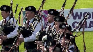 ScottishPower Pipe Band | Medley @ 2019 WPBC