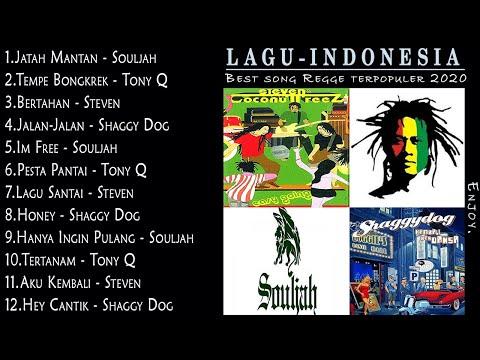 Kumpulan Top Reggae Indonesia Paling Populer Lagu Terbaru Tahun 2020 | Koleksi Lagu Reggae Tahun2020