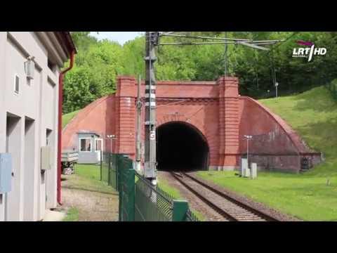 Įdomioji inžinerija: Kauno geležinkelio tunelis