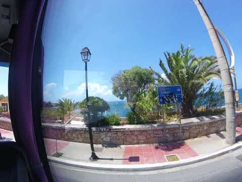 Por las calles de Souda Bay Grecia