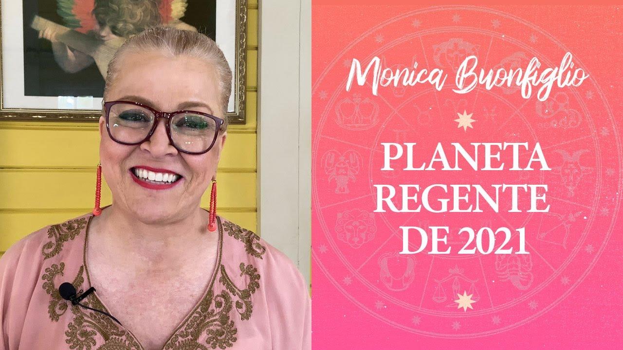 O PLANETA REGENTE DE 2021