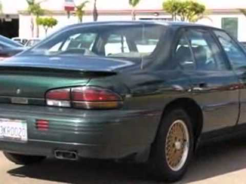 1995 pontiac bonneville ssei sedan san diego ca youtube. Black Bedroom Furniture Sets. Home Design Ideas