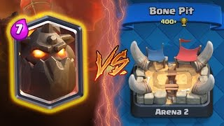 Clash Royale | LAVA HOUND TROLLING ARENA 2! | MASS HOUNDS! (Drop Trolling #13)