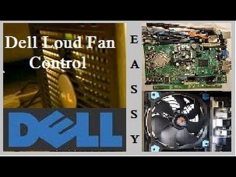 how to fix laptop fan noise