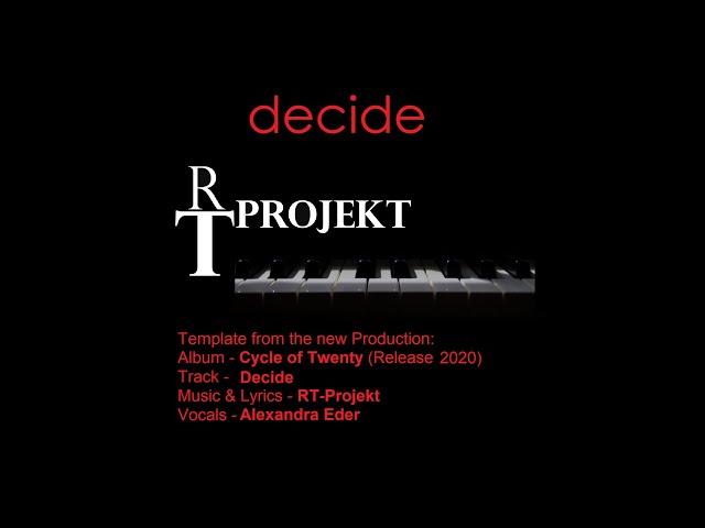 Rt-projekt - Decide