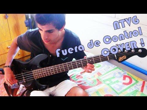 Ntvg fuera de control cover bass cover youtube for Fuera de control dmax